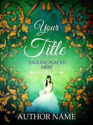 Ebook Premade Cover Nr. SPBC-40515 / 63,- € Woman Romantisches Premade Buchcover Bookcover Floral Blumen Ornamente
