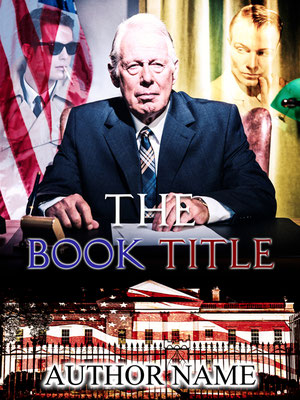 Ebook Premade Cover Nr. SPBC-24858 / 58,- € Präsident USA Politthriller Thriller Retro ebook premade cover buch cover book cover