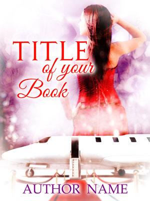 Ebook Premade Cover Nr: SPBC-27591 / 63,- € Glamour Luxus Jet Flugzeug Frau Woman Romance Romantisch Buchcover
