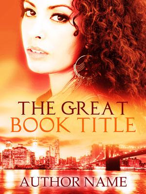 Ebook Premade Cover Nr: SPBC-32964 / 63,- € Africanamerican Locken Frau Woman Romance Romantik Secret Buchcover deutsch Stadt Skyline Cityscape Fiction