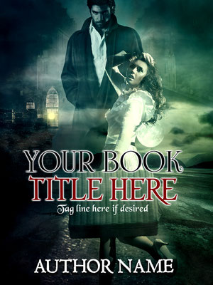 Ebook Premade Cover Nr. 23340 / 58,- € Mystery Thriller Paar Frau Flucht Meer buchcover buch cover