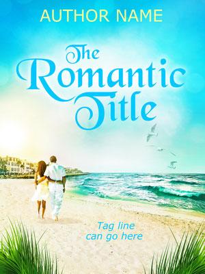 Ebook Premade Cover Nr: SPBC-37059 / 63,-€ Pärchen Strand Romance Romantisches ebook Cover deutsches Premade