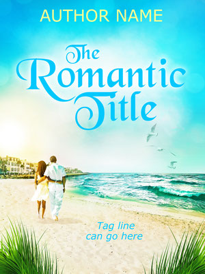 Ebook Premade Cover Nr: SPBC-37059 / 63,-€ Pärchen Strand Romance Romantisches ebook Cover deutsches Premade