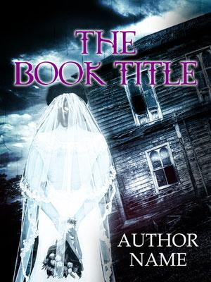 Ebook Premade Cover Nr. SPBC-29691 / 59,- € Bride Braut Horror Grusel Mystery ebook premade cover