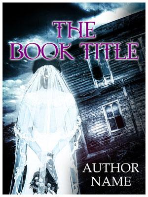 Ebook Premade Cover Nr: SPBC-29691 / 63,- € Mystery Paranormal Braut Buchcover