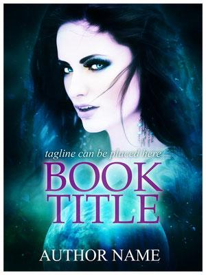 Ebook Premade Cover Nr: SPBC-23964 / 63,- € Erde Earth Woman Mystery  Fantasy Buchcover