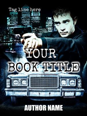 Ebook Premade Cover Nr. SPBC-23838 / 58,- € Kriminalroman Krimi Roman Thriller Polizei Detektiv Premade buch cover buchcover