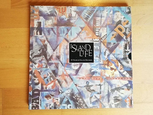 V.A. - ISLAND LIFE - 25 YEARS OF ISLAND RECORDS (UK 1988, Booklet, OIS, 7 LPs)