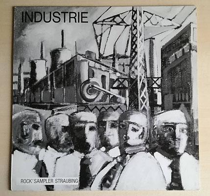V.A. - INDUSTRIE - ROCK' SAMPLER STRAUBING (GER 1990)