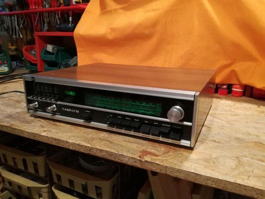 De DUAL Tuner CT 19 hat einen super Stereo-Empfang!