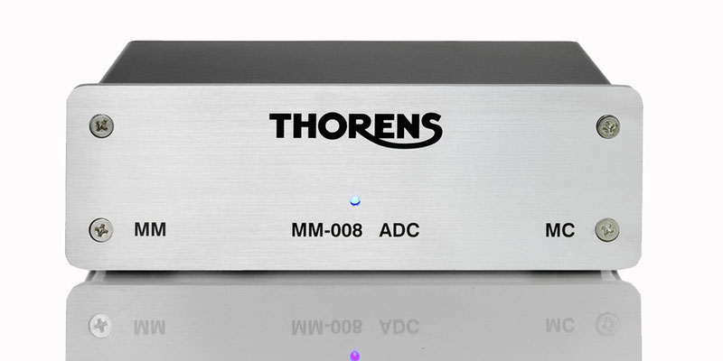 Front - Thorens MM 008 ADC