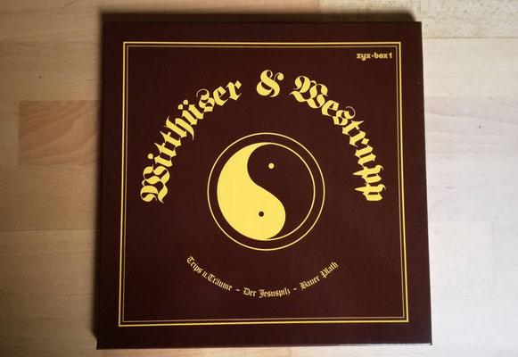 WITTHÜSER & WESTTRUPP - TRIPS&TRÄUME, DER JESUSPILZ, BAUER PLATH (GER 1980, 3 LPs)