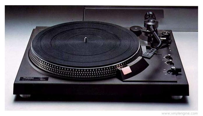 Klassiker, Oldie: Technics SL-2000
