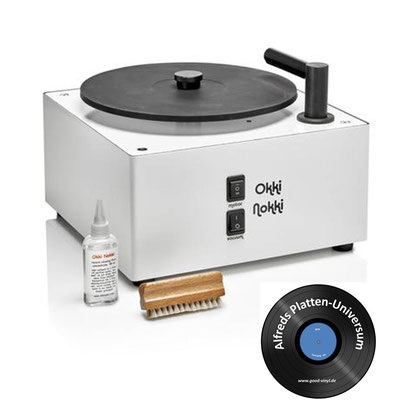 Plattenwaschmaschine Okki-Nokki