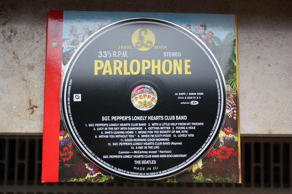 Die CD aus dem Jahr 2009