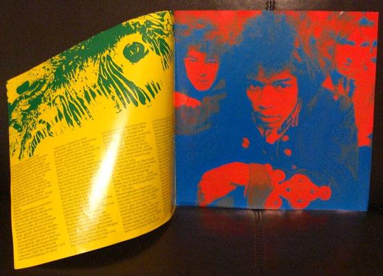 Beilage Starportrait Jimi Hendrix: Seite 2 und 3