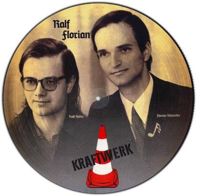 Kraftwerk: Ralf und Florian (Bootleg von 1998)