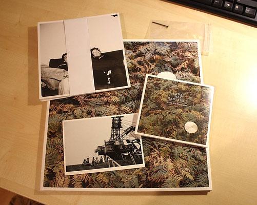 Karten, Poster, CD