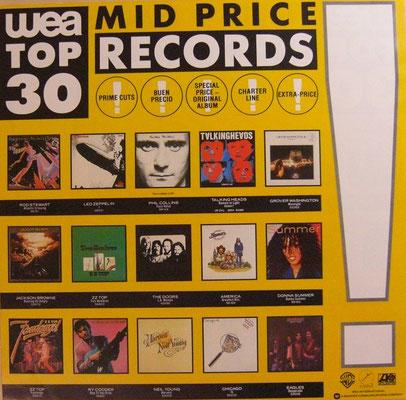 Fleetwood Mac - Mirage / Reklame (GER 1982 , WB / WB K 56 952)
