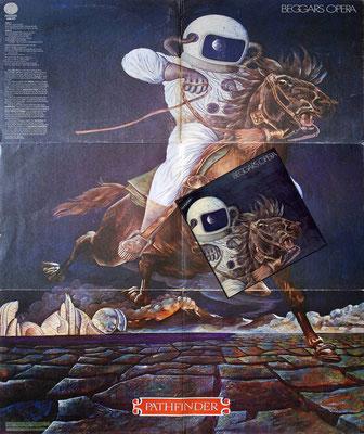 BEGGARS OPERA - PATHFINDER (GER 1972 - Vertigo Swirl / 6360 073 [D])