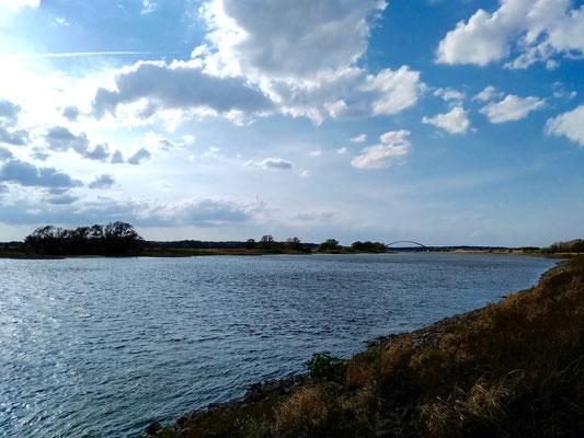 Die Elbe zwischen Dömitz und Lenzen