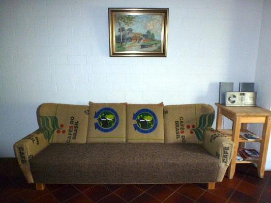 Sofa mit Stil