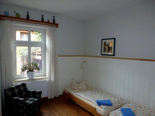 Ein Schlafzimmer für unsere Gruppen