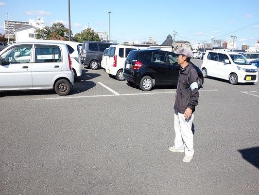 駐車場の管理