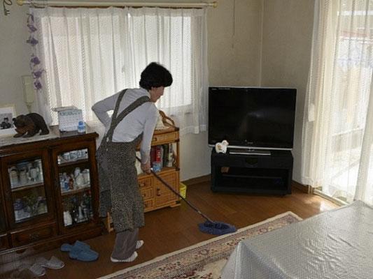 家事サービス(清掃)