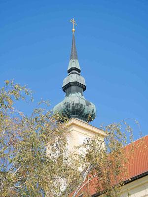 schönkirchen kirchturm