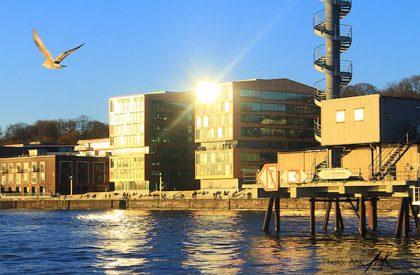 _winter lights_ Elbe - Hamburg, Foto: (c)Ank, 11/2016
