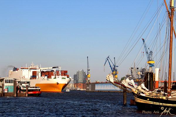 _summersail_ Hamburger Hafen_ Foto: (c)Ank 08/2018
