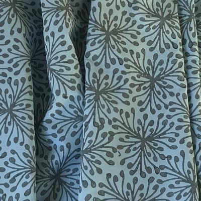 Weja Färbeset Indigo zum natürlich färben von Baumwolle und Leinen