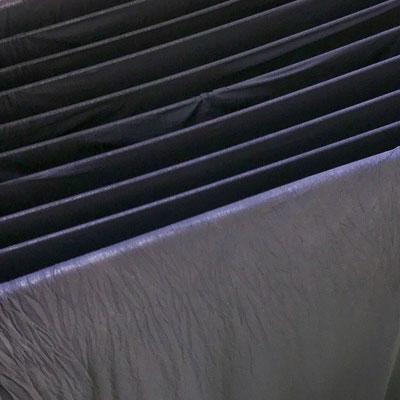 Natürlich gefärbte Baumwolle mit dem Anthrazit Färbeset Weja