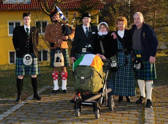 St. Patricks Day 2011 beim Clan McEL
