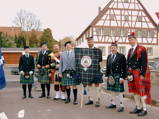 St. Patricks Day Clan MEL 2010