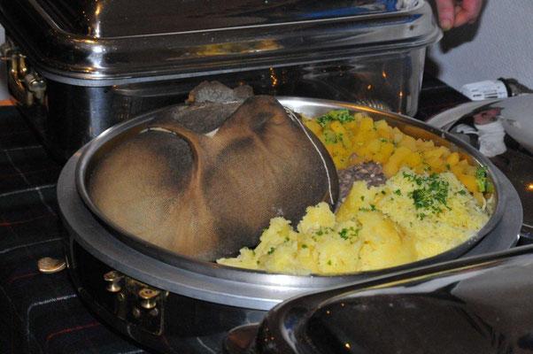 Burns Dinner 2012