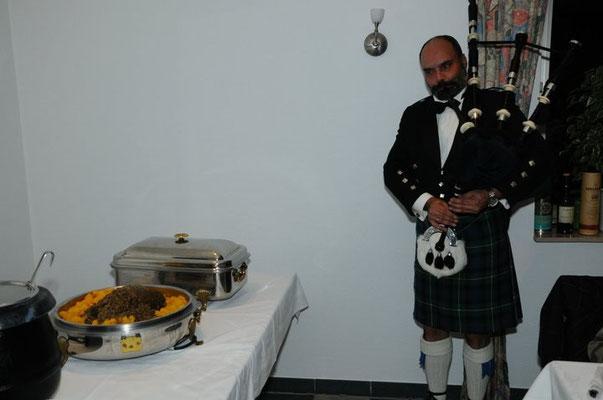 Burns Dinner 2011