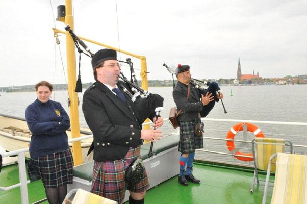 Clantreffen 2012 in Schleswig