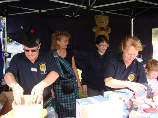 Highland Games Coesfeld 2011