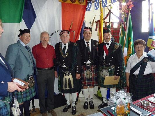 Clanfreundschaft Clan McEL 2009