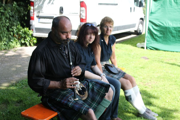Highland Games Ochtrup 2012