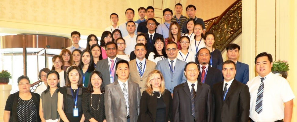 Class of 2018 and programme organisers (Group photo). Image credit: IOI China