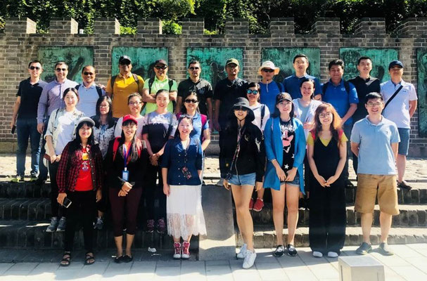Class of 2018 field trip (Group photo). Image credit: IOI China