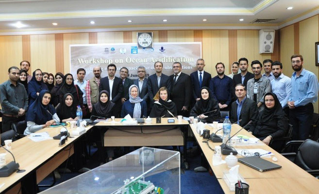 IOI IR IRAN: In cooperation with INIOAS five events were organised in celebration of WOD. Special ceremonies were held at the INIOAS HQ in Tehran and at the four INIOAS research stations