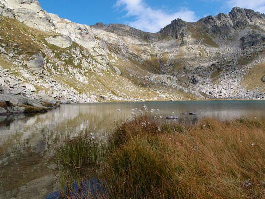 Le lac du Petit