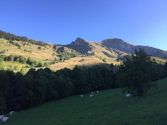 La Roche du Midi et le Roc Marchand