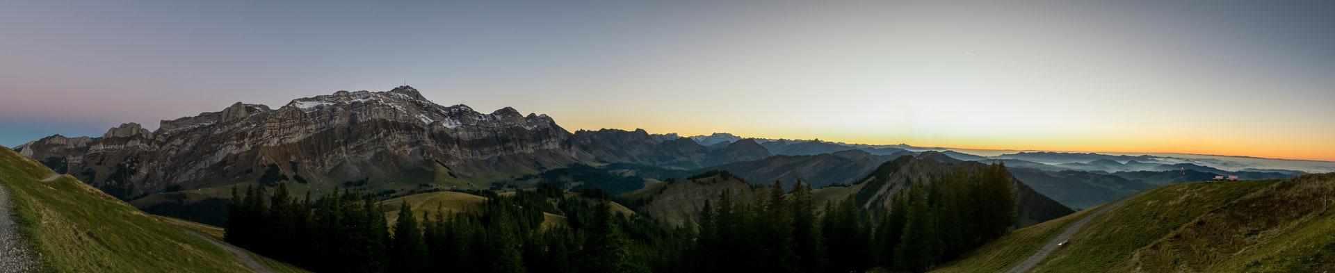 Alpstein Schweiz