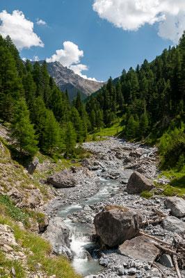Schweizer Nationalpark Engadin