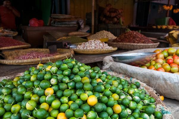 Markt von Tomohon